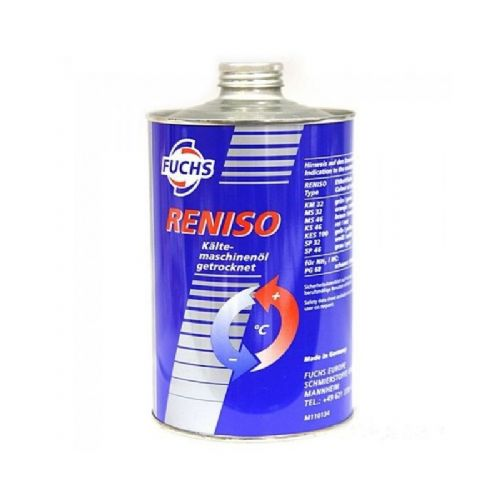 Fuchs Reniso PG 68 Fully Sythentic Industrial Gear Refrigeration Lubricant Oil 55 Litre